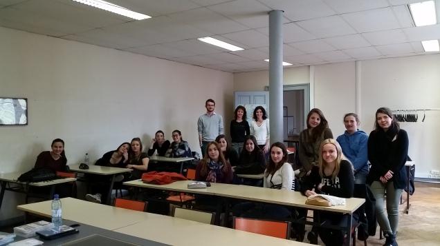 Photo de classe 1BC1